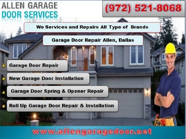 #1 Experience Garage Door Spring Repair Technicians | Allen|Dallas,75071, TX | free-classifieds-usa.com