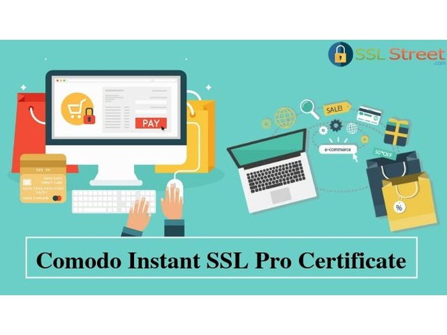 Comodo Instant SSL Pro For Website Security & Boost Conversions | free-classifieds-usa.com