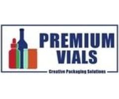 Deep Metal Tins -Premium Vials