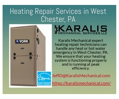 Title- Get Professional Heating Service at Karalis Mechanical Services | West Chester