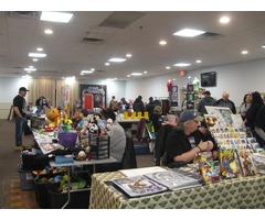 Jersey Shore Spring Comic Book Show