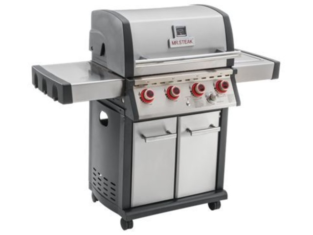 4 Burner Propane Grill | free-classifieds-usa.com