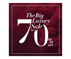 The Big Luxury Sale - Upto 70% Off on Designer Womenswear | free-classifieds-usa.com