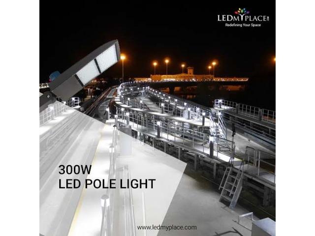 The Best 300w LED Pole Light On Sale | free-classifieds-usa.com