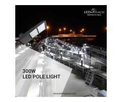 The Best 300w LED Pole Light On Sale