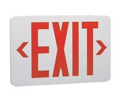 Install LED Emergency Exit Lights in Your Office Building to Ensure Safety