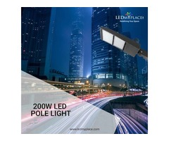 The Best New 200w LED Pole Light On Sale