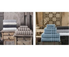Luxury Cotton Towels and Blankets
