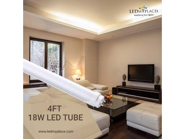 Install The Best 4ft 18W LED Tubes to Actually Make Installing Easy | free-classifieds-usa.com
