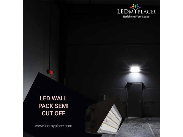 The Best New semi cut 40W LED wall pack lights  On Sale | free-classifieds-usa.com