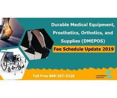 Durable Medical Equipment, Prosthetics, Orthotics, and Supplies (DMEPOS) Fee Schedule Update 2019 | free-classifieds-usa.com