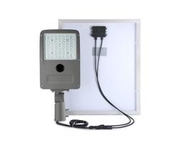 Switch to new standards of street lighting with LED Solar Street Light Set; 20W w/ 50W Solar Panel; | free-classifieds-usa.com