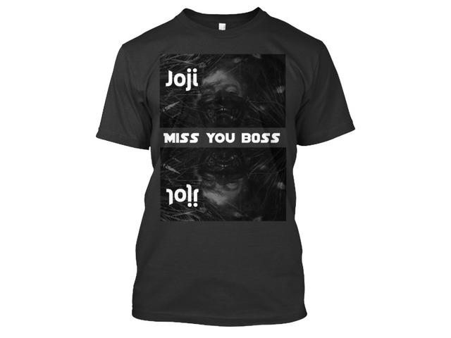 JOJI BLACK T-SHIRT | free-classifieds-usa.com