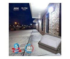 Buy This Energy Efficient LED Wall Pack And Lower Your Utility Bills