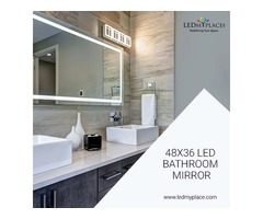 Install LED Bathroom Mirrors For Making Oneself More Awesome  | free-classifieds-usa.com