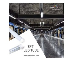 Install 8ft LED Tubes At The Best Discount Prices