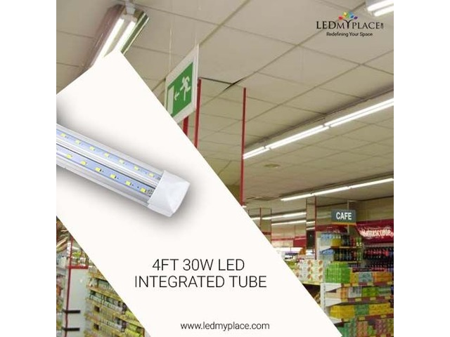 The Best New 4ft 30w LED Integrated Tube On Sale | free-classifieds-usa.com