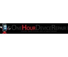 One Hour Device Repair | Smartphone Lifetime Warranty