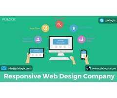 Professional Web Design Services In India | Pixlogix Infotech