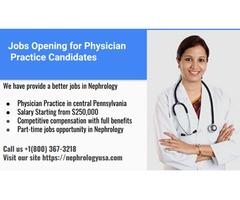 Best Nephrologist jobs in NephrologyUSA