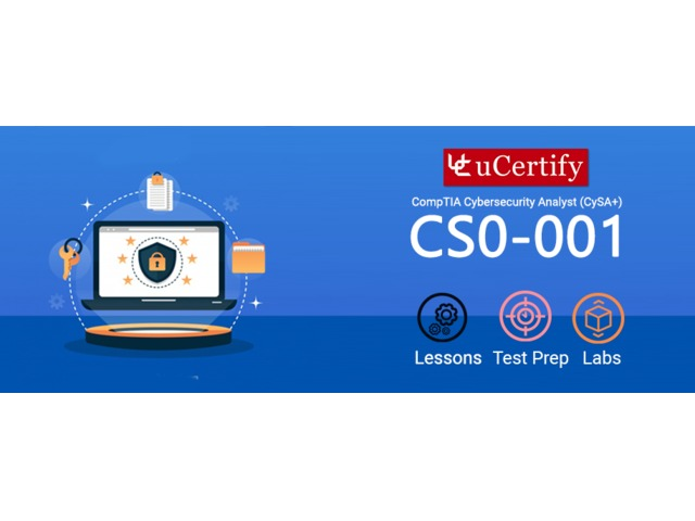 Pass The CompTIA CySA+ CS0-001 Exam uCertify Course | free-classifieds-usa.com