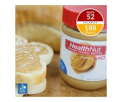 Eat Healthy!! Live Healthy with WIO Net Peanut Butter!!
