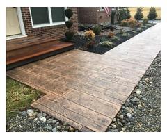 Stamped Concrete Design By Professional Concrete Contractors