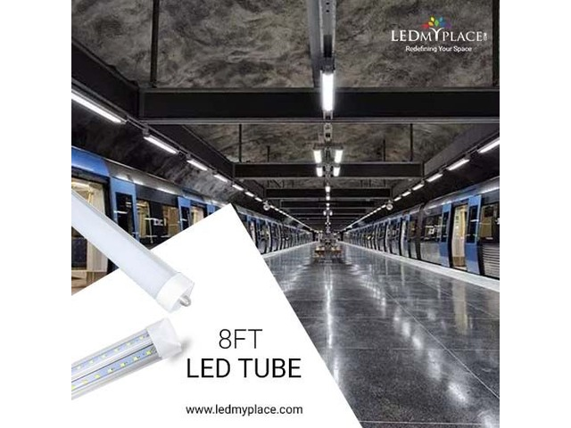 How 8ft 48W LED Tubes can Give Premium Lighting Results?  | free-classifieds-usa.com