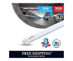 Save Upto 80% Of The Electricity Bills By Using T8 4ft 20w LED Tube Lights