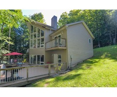 Luxury Cottage At kennebec Lake | Vacation Rentals in Canada