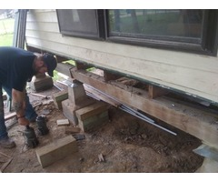House &Mobile Home Leveling