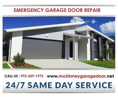Commercial Garage Door Repair Services Starting $25.95 – McKinney, 75069, TX