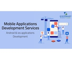 Custom Mobile App Development Services - Systemart, LLC