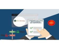 Secure Upto 250 domain With comodo SAN / MultidomainSSL Certificate