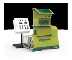 Styrofoam thermal densifier GREENMAX MARS C50