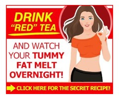 1 Glass of this in the morning will burn bellyflab overnight
