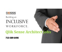 Qlik Sense Architect jobs houston