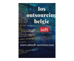 IOS Outsourcing Belgie service – Altsoft Services
