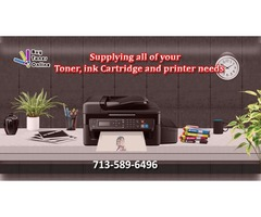 Buy Toner and ink Cartridge  online Shop houston