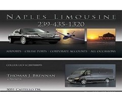 Best in Class RSW Airport Transportation Service in Naples | Naples Limousine