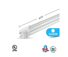 4Ft Led Tubes With Excellent Quality For More Brightness