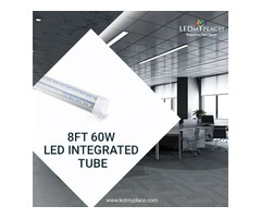 How  to Install 8ft 60w LED Integrated Tubes For Best Productivity