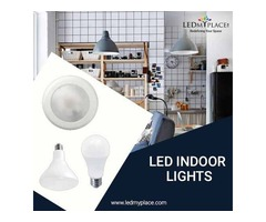 How Indoor LED Lights Can Make the Surroundings More Bright Full
