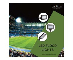 Enjoy Outer Games in a more Entertaining way by Installing LED Flood