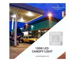 Ensure Safety of the Workers across LED Canopy Lights