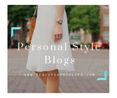 Beauty and Personal Style Blogs
