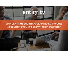 Why CPA Firm Should Avoid to Build in House Accounting Team?