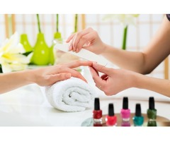 Polish and Design Your Nails With The Nail Salon in Irvine.