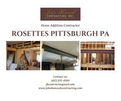 Rosettes Pittsburgh Pa