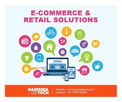 E-Commerce Web Development Services by Narmadatech